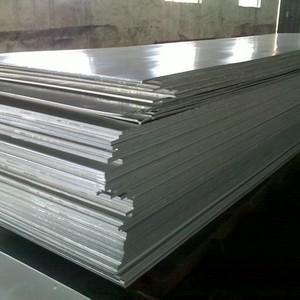 Chapa assoalho de alumínio