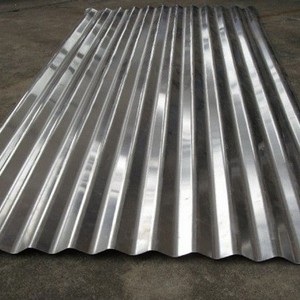 Chapa de alumínio expandida