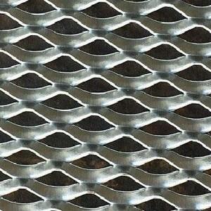 Fábrica de tela expandida